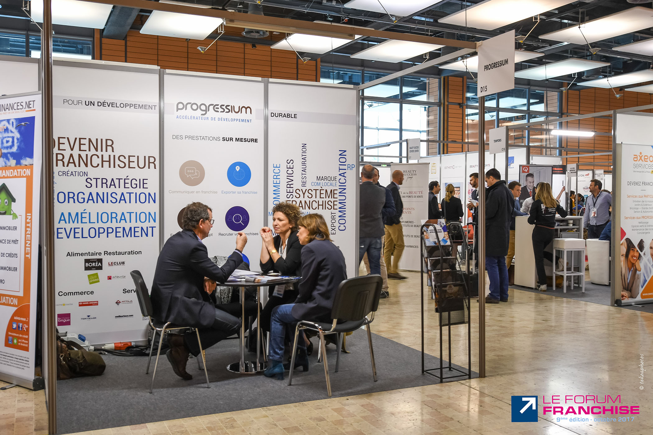 Forum de la franchise 2018 - Progressium