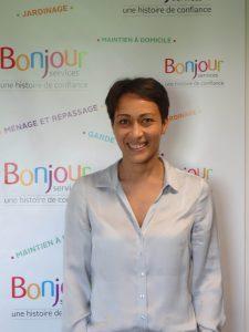 Diane Place fondatrice Bonjour Services